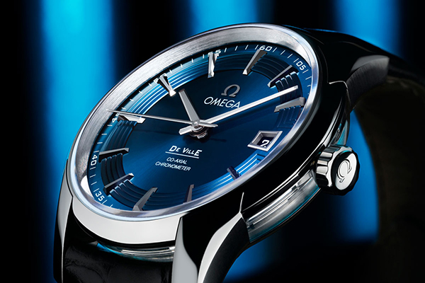 Omega De Ville Hour Vision Replica Watches