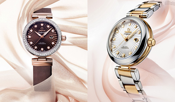 Omega De Ville Ladymatic Replica Watches