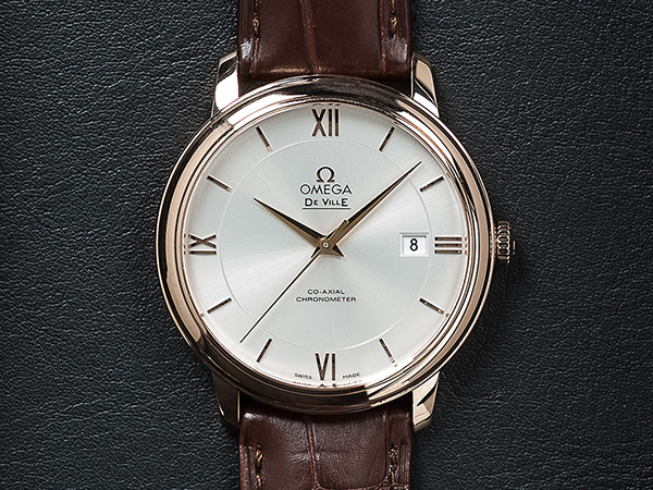 Omega De Ville Prestige watch replica