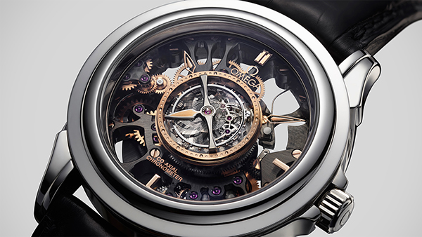 Omega De Ville Tourbillon Replica watch