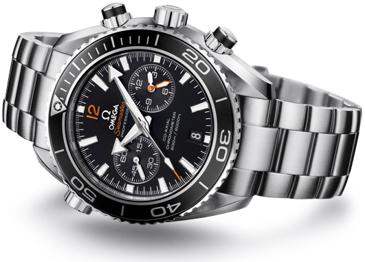 Omega Planet Ocean Chronograph Replica Watches
