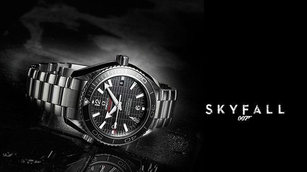 Omega Planet Ocean Skyfall Replica Watches