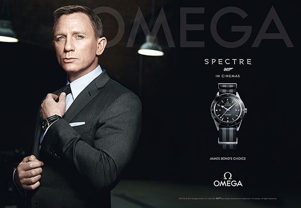 Omega Seamaster James Bond Replica Watches